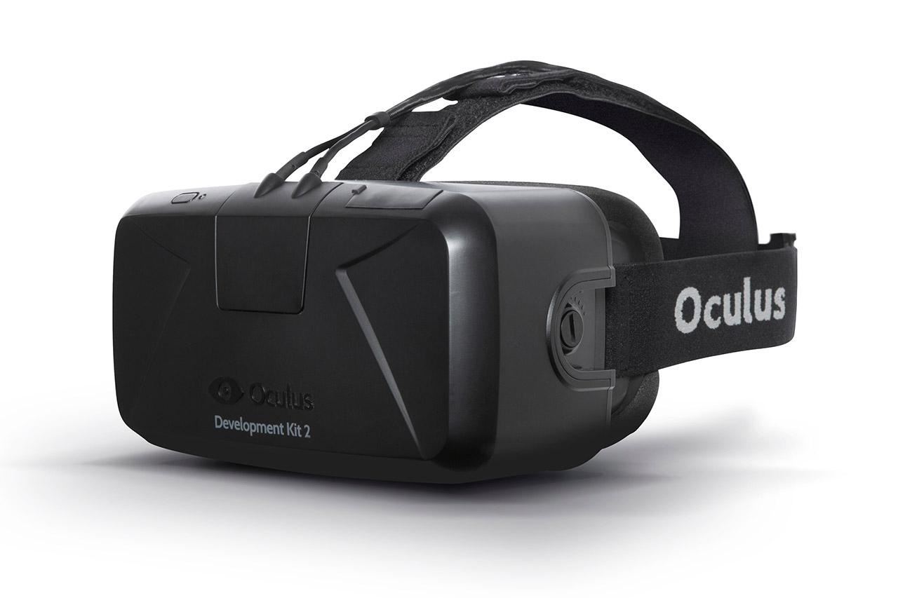 משקפי Oculus Rift DK2 (תמונה: Oculus VR)