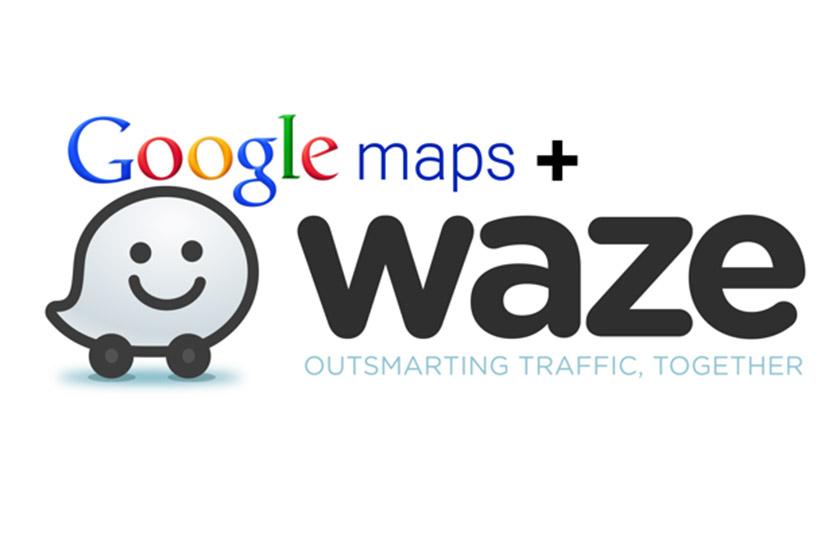 גוגל ו-Waze